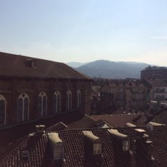 Отель Mansarda Baretti балкон