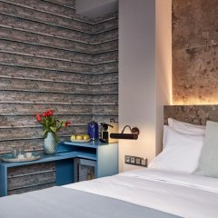 Отель 18 Micon Street 4* Стандартный семейный номер с 2 отдельными кроватями фото 4