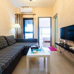 Апартаменты Shenzhen Grace Apartment Улучшенные апартаменты с различными типами кроватей фото 8