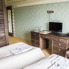 Гостиница Эко-парк Времена года Номер Комфорт разные типы кроватей фото 5