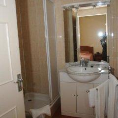 Отель Hospedaria Jomafreitas Понта-Делгада ванная фото 2