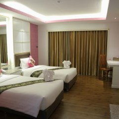 Отель Achada Beach Pattaya 3* Номер Делюкс с 2 отдельными кроватями фото 3