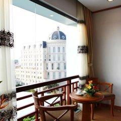 A25 Hotel Phan Chu Trinh 3* Улучшенный номер с различными типами кроватей фото 3