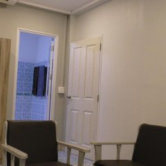 Отель Seaview 3* Стандартный семейный номер с двуспальной кроватью фото 10