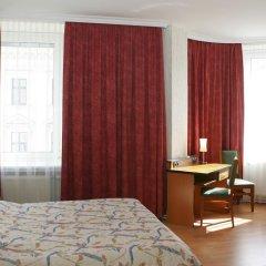 City Hotel Tabor 3* Стандартный номер с двуспальной кроватью фото 6
