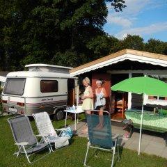Отель Skovlund Camping & Cottages Коттедж Эконом фото 3