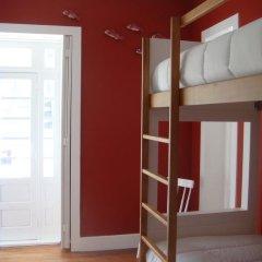 Porto Spot Hostel Кровать в общем номере фото 14