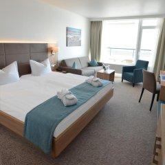 Отель Carat Golf & Sporthotel 4* Номер Делюкс с двуспальной кроватью фото 6