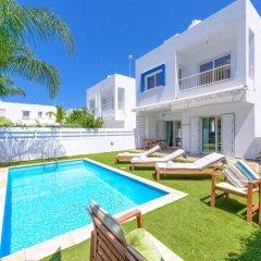 Отель Cape Greco Villa Кипр, Протарас - отзывы, цены и фото номеров - забронировать отель Cape Greco Villa онлайн бассейн фото 3
