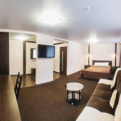 Гостиница Авиатор Студия двуспальная кровать