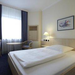 Отель IntercityHotel Nürnberg 3* Стандартный номер с двуспальной кроватью фото 4