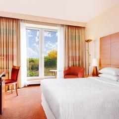 Sheraton Duesseldorf Airport Hotel 4* Улучшенный номер с различными типами кроватей фото 3