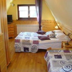 Отель Jastrzębia Turnia Стандартный номер с различными типами кроватей фото 9