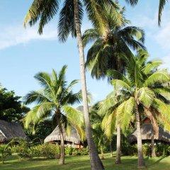 Отель Sofitel Moorea la Ora Beach Resort 5* Бунгало Luxury с различными типами кроватей фото 4