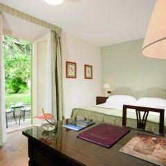 Отель Parkhotel Villa Grazioli 4* Стандартный номер с различными типами кроватей фото 2