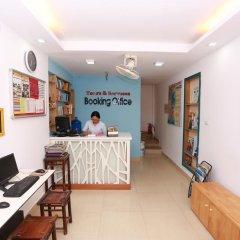 Отель Hanoi Hostel Вьетнам, Ханой - отзывы, цены и фото номеров - забронировать отель Hanoi Hostel онлайн интерьер отеля фото 3