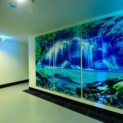 Отель Glow Central Pattaya Паттайя интерьер отеля
