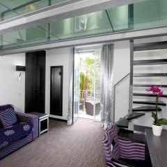 Golden Tulip Cannes hotel de Paris 4* Улучшенный номер с различными типами кроватей фото 18