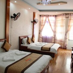 Halong Party Hotel комната для гостей фото 4