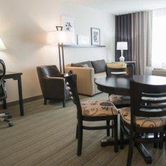Отель Country Inn & Suites Effingham 2* Стандартный номер с различными типами кроватей