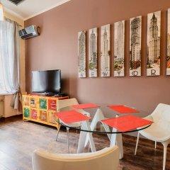 Гостиница Partner Guest House Shevchenko 3* Апартаменты с различными типами кроватей фото 26