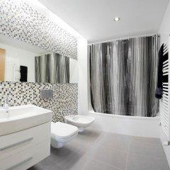 Отель Escultor Esteve Испания, Хатива - отзывы, цены и фото номеров - забронировать отель Escultor Esteve онлайн ванная