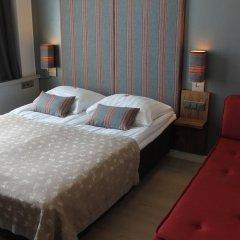 Отель Santa Claus Rovaniemi 4* Стандартный номер с различными типами кроватей фото 2