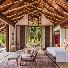 Отель One&Only Reethi Rah 5* Вилла с различными типами кроватей фото 10