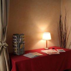 SantAmbroeus hotel удобства в номере