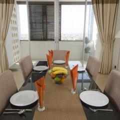 Апартаменты The Apartments Dubai World Trade Centre 3* Апартаменты Премиум с различными типами кроватей фото 3