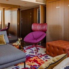 Radisson Blu Seaside Hotel, Helsinki 4* Представительский люкс с различными типами кроватей фото 5