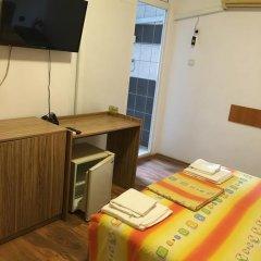 Отель Burgas Rooms and Studios Стандартный номер с различными типами кроватей фото 10