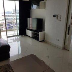 Отель Vtsix Condo Service at View Talay Condo Апартаменты с различными типами кроватей фото 22