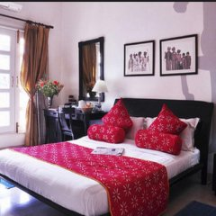 Отель Malik Continental Индия, Нью-Дели - отзывы, цены и фото номеров - забронировать отель Malik Continental онлайн комната для гостей фото 3