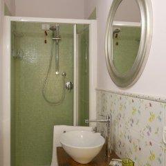 Отель La corte d'oro Италия, Сан-Джиминьяно - отзывы, цены и фото номеров - забронировать отель La corte d'oro онлайн ванная