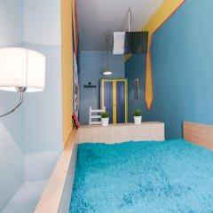 Гостиница Жилое помещение Современник Номер с общей ванной комнатой с различными типами кроватей (общая ванная комната) фото 7