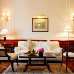 Отель The Imperial New Delhi 5* Люкс Премиум с различными типами кроватей фото 3