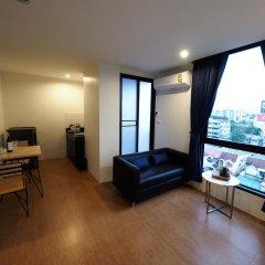 130 Hotel & Residence Bangkok 3* Номер Делюкс с различными типами кроватей фото 9