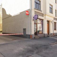 Апартаменты Riga Lux Apartments - Ernesta парковка