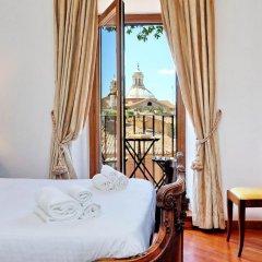 Отель Terrazze Navona 2* Улучшенный номер с различными типами кроватей фото 4