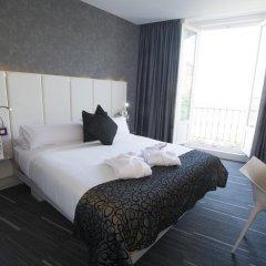 Отель Petit Palace Santa Bárbara 4* Улучшенный номер разные типы кроватей фото 4