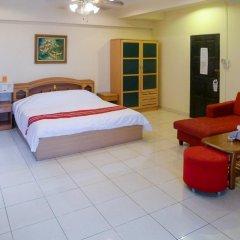 Апартаменты Metro Apartments Номер Делюкс с различными типами кроватей фото 9