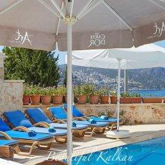 Отель Villa Ozgen бассейн фото 2