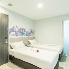 Fragrance Hotel - Selegie 3* Улучшенный номер с различными типами кроватей фото 6