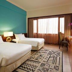 Village Hotel Bugis 4* Улучшенный номер с различными типами кроватей фото 2