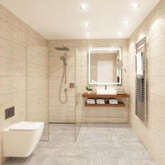 Отель Danubius Health Spa Resort Hvězda-Imperial-Neapol 4* Номер Делюкс с различными типами кроватей фото 6