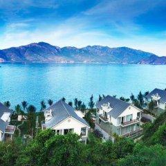 Отель MerPerle Hon Tam Resort 5* Номер Делюкс с различными типами кроватей фото 17