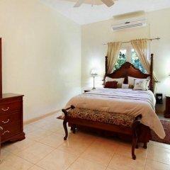 Отель Valencia Villa Ямайка, Очо-Риос - отзывы, цены и фото номеров - забронировать отель Valencia Villa онлайн комната для гостей фото 2