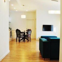 Апартаменты Gedimino Central Apartment комната для гостей фото 3