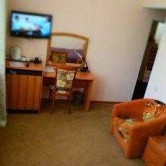 Гостиница Золотая Юрта удобства в номере